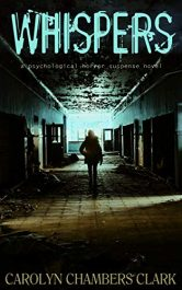 bargain ebooks Whispers Young Adult/Teen Psychological Horror by Carolyn Chambers Clark