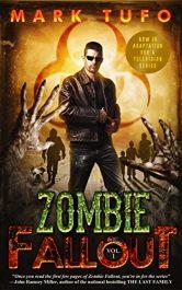 bargain ebooks Zombie Fallout Horror by Mark Tufo