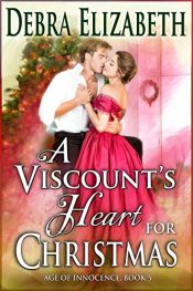 bargain ebooks A Viscount's Heart for Christmas Suspense Romance by Debra Elizabeth