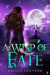 bargain ebooks A Wisp of Fate Adult Fantasy by Kristy Centeno