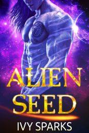 bargain ebooks Alien Seed: A Sci-fi Alien Sci-fi Romance by Ivy Sparks
