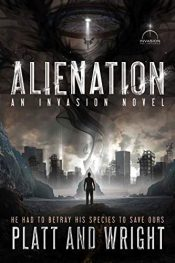 bargain ebooks Alienation Science Fiction by Sean Platt & David W. Wright