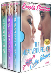 bargain ebooks Bloom Sisters: a Contemporary Romance Box Set Contemporary Romantic Comedy by Brooke Stanton