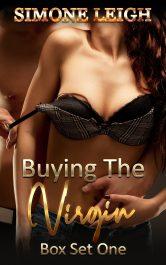 amazon bargain ebooks Buying the Virgin Box Set One Erotic Romance by Simone Leigh