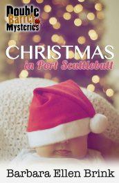 bargain ebooks Christmas in Port Scuttlebutt Cozy Mystery by Barbara Ellen Brink