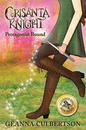 bargain ebooks Crisanta Knight: Protagonist Bound Young Adult/Teen Fantasy Adventure by Geanna Culbertson