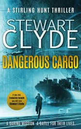 amazon bargain ebooks Dangerous Cargo Espionage Thriller by Stewart Clyde