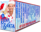 bargain ebooks Dear Santa - A Christmas Wish Contemporary Romance by Mimi Barbour