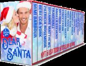 bargain ebooks Dear Santa - A Christmas Wish Contemporary Romance by Mimi Barbour