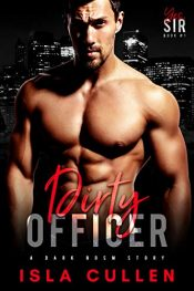 bargain ebooks Dirty Officer Erotic Romance by Isla Cullen