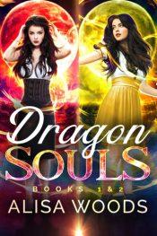 amazon bargain ebooks Dragon Souls Box Set: Books 1-2 Romance by Alisa Woods