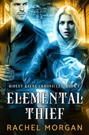amazon bargain ebooks Elemental Thief Fantasy by Rachel Morgan