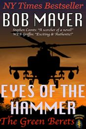 bargain ebooks Eyes of the Hammer Historical Thriller by Bob Mayer