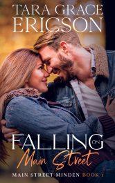 bargain ebooks Falling on Main Street Clean/Christian Romance by Tara Grace Ericson