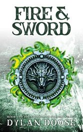 bargain ebooks Fire and Sword Fantasy Adventure by Dylan Doose