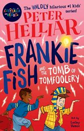 amazon bargain ebooks Frankie Fish and the Tomb of Tomfoolery Young Adul/Teen by Peter Helliar