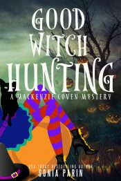 bargain ebooks Good Witch Hunting Cozy Mystery/Fantasy by Sonia Parin