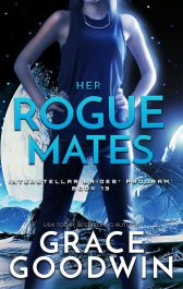 amazon bargain ebooks Her Rogue Mates Sci-Fi Romance by Grace Goodwin