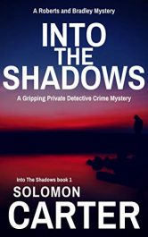 bargain ebooks Into The Shadows Mystery by Soloman Carter