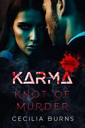 bargain ebooks KNOT OF MURDER Erotic Romance by Cecilia Burns