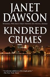 bargain ebooks Kindred Crimes (The Jeri Howard Series Book 1) Mystery by Janet Dawson