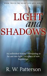 amazon bargain ebooks Light and Shadows Paranormal Action Adventure Romance by R. W. Patterson