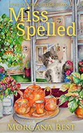 amazon bargain ebooks Miss Spelled: Cozy Mystery Cozy Mystery by Morgana Best