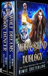 bargain ebooks Moon Blind Duology Fantasy by Aimee Easterling