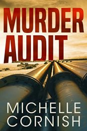 bargain ebooks Murder Audit Thriller by Michelle Cornish