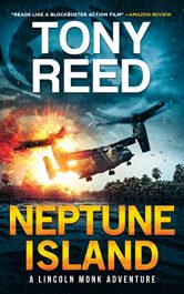 amazon bargain ebooks Neptune Island Action Adventure by Tony Reed