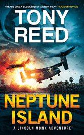 amazon bargain ebooks Neptune Island Action Adventure by Tony Reed