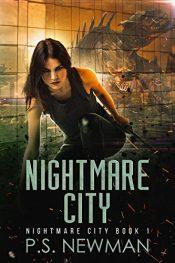 bargain ebooks Nightmare City Dark Fantasy Horror by P.S. Newman