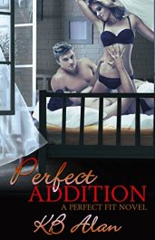 bargain ebooks Perfect Addition Erotic Romance by KB Alan
