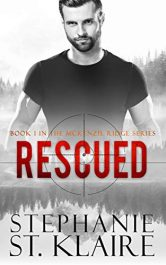 bargain ebooks Rescued Romantic Action/Adventure by Stephanie St. Klaire