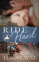 bargain ebooks Ride Hard Contemporary Romance by Tessa Layne