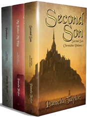 bargain ebooks Second Son Chronicles Medieval Historical Fiction by Pamela Taylor
