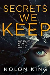 bargain ebooks Secrets We Keep Thriller by Nolon King