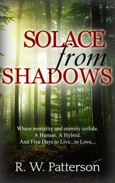 bargain ebooks Solace From Shadows Romantic Paranormal Adventure by R. W. Patterson