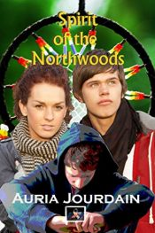 bargain ebooks Spirit of the Northwoods Young Adult/Teen by Auria Jordain