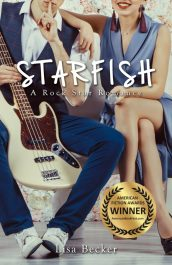 bargain ebooks Starfish: A Steamy and Humorous Rock Star Romance Romance by Lisa Becker