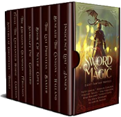 bargain ebooks Sword & Magic Historical Fantasy Collection by Multiple Authors