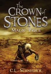 bargain ebooks The Crown of Stones: Magic-Price Epic Fantasy/Horror by C. L. Schneider