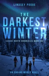 amazon bargain ebooks The Darkest Winter Scifi/Horror by Lindsey Pogue