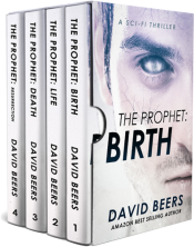 bargain ebooks The Prophet: The Complete Series Science Fiction by David Beers