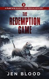 amazon bargain ebooks The Redemption Game Occult Horror by Jen Blood