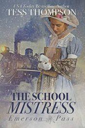 bargain ebooks The School Mistress Historical Fiction by Tess Thompson
