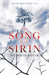 amazon bargain ebooks The Song of the Sirin Epic Fantasy by Nicholas Kotar
