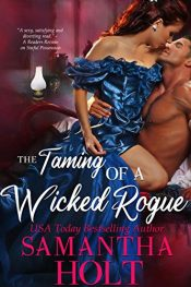 bargain ebooks The Taming of a Wicked Rogue Historical Romance by Samantha Holt