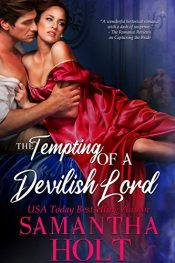 bargain ebooks The Tempting of a Devilish Lord Historical Romance by Samantha Holt