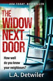 amazon bargain ebooks The Widow Next Door Horror/Thriller by L.A. Detwiler